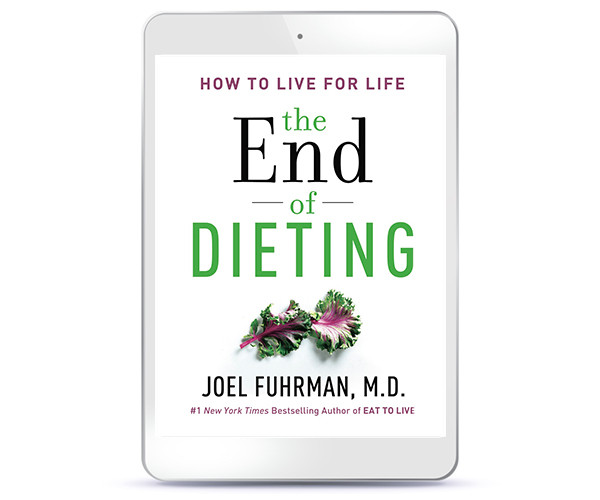 The End of Dieting - ebook