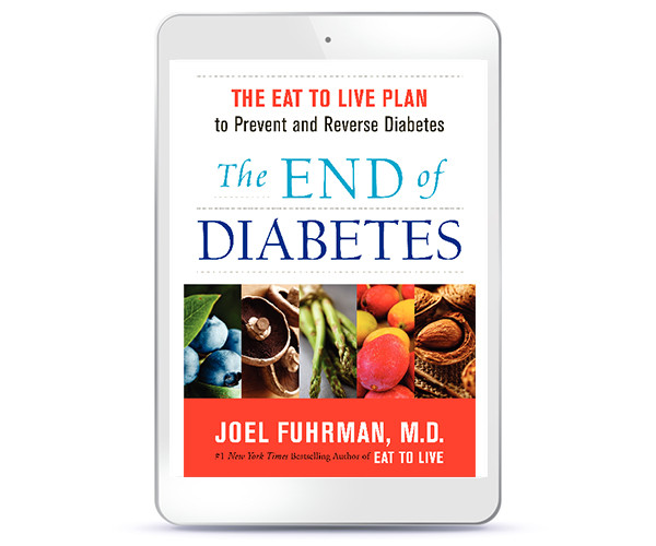 The End of Diabetes - ebook