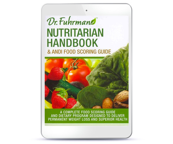 Nutritarian Handbook and ANDI Food Scoring Guide - ebook