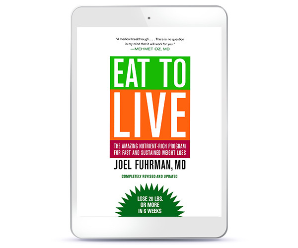 Eat to Live - ebook
