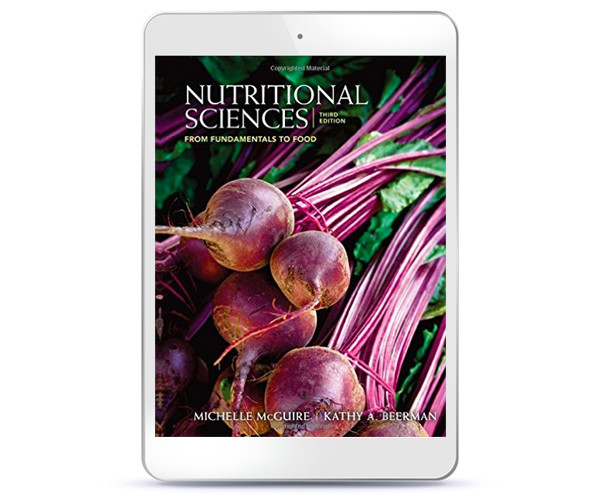 Nutritional Sciences: From Fundamentals to Food - etextbook
