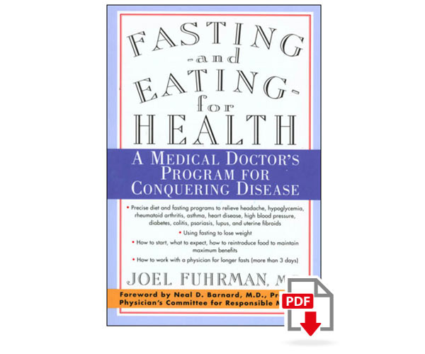 Fasting and Eating for Health - Digital