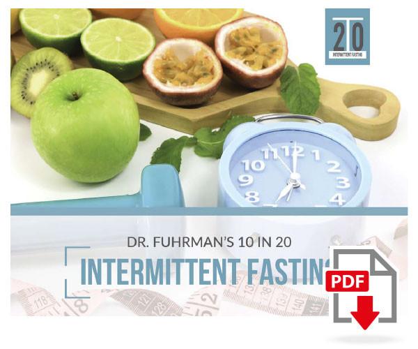 10 in 20: Intermittent Fasting Program - Digital