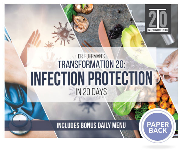 Transformation 20 Infection Protection in 20 Days - Paperback