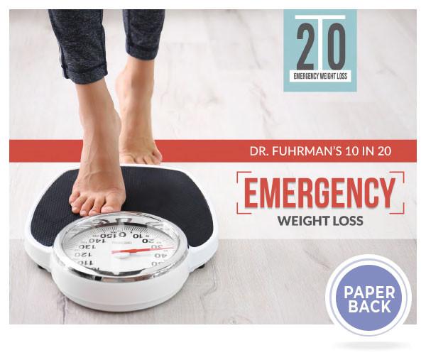 10 in 20: Emergency Weight Loss Program - Paperback