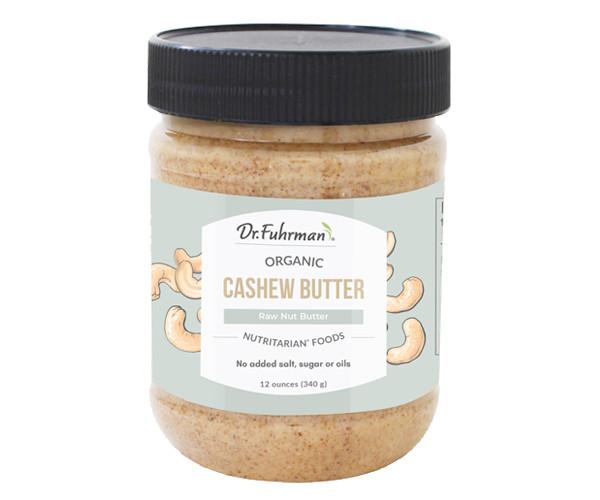 Organic Raw Cashew Butter (12 oz.)