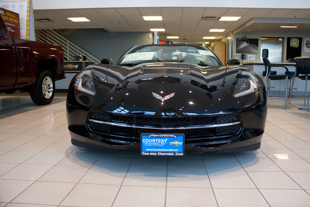2014-2019 Chevrolet C7 Corvette Stingray