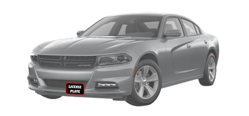 2015-2020 Dodge Charger with adaptive cruise