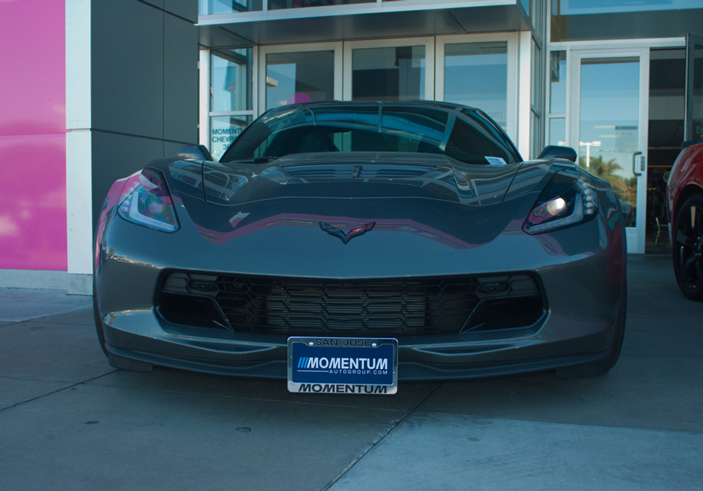 2015-2019 Corvette Z06/Z07 Stage 1 and Grand Sport with factory ground effects
