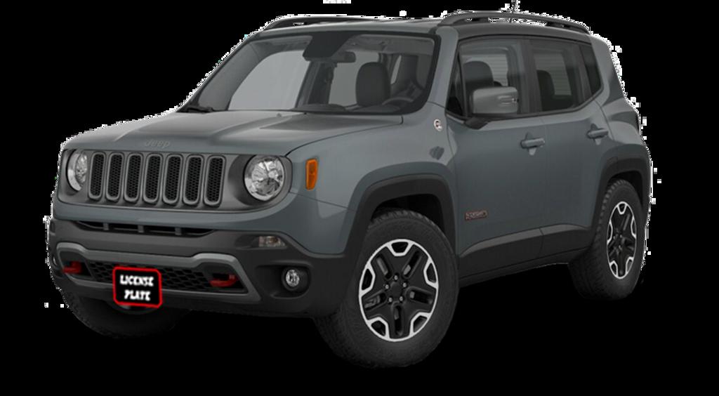 2015-2018 Jeep Renegade