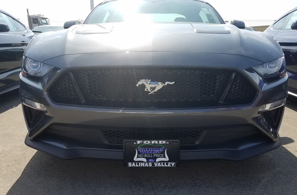 2018-2019 Ford Mustang with Performance Pack