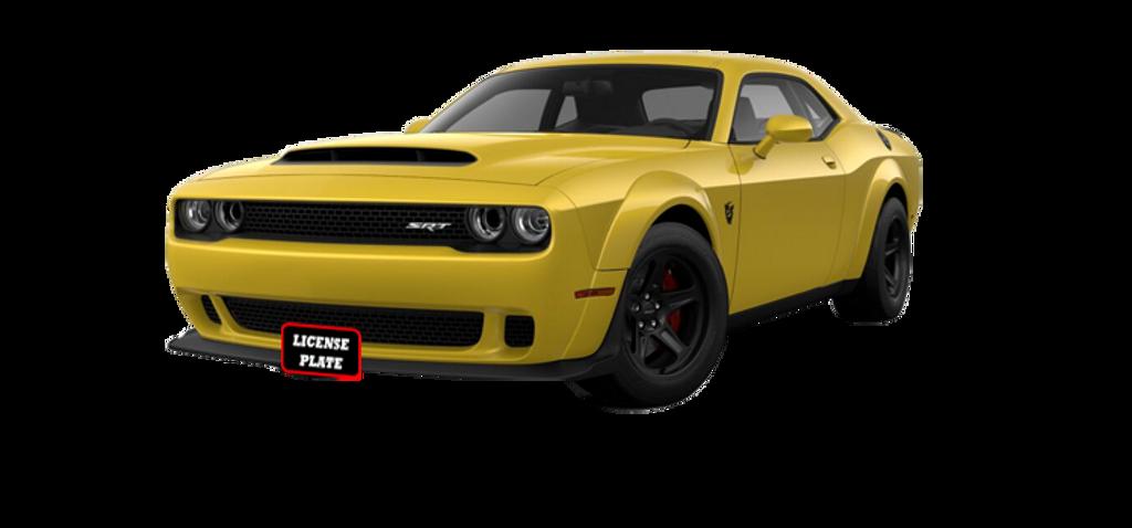 2018 Dodge Challenger Demon/2016-2019 Dodge Challenger Hellcat