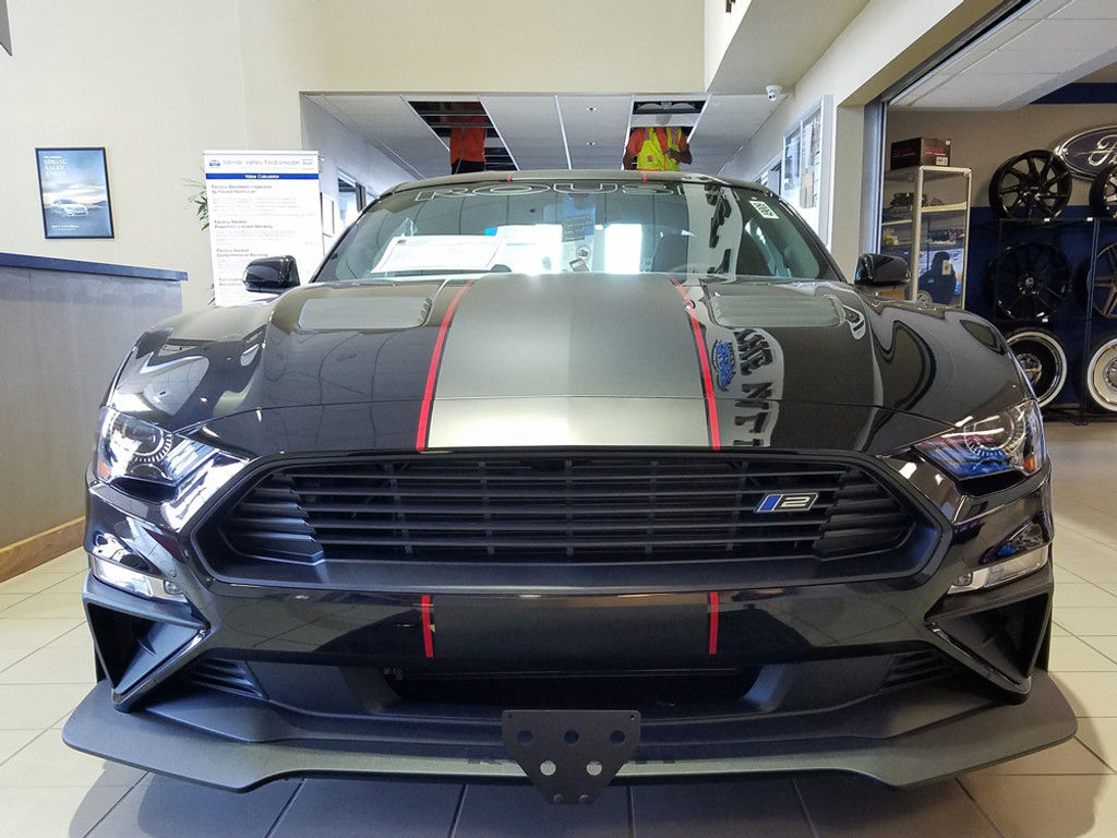 2018-2019 Ford Mustang Roush