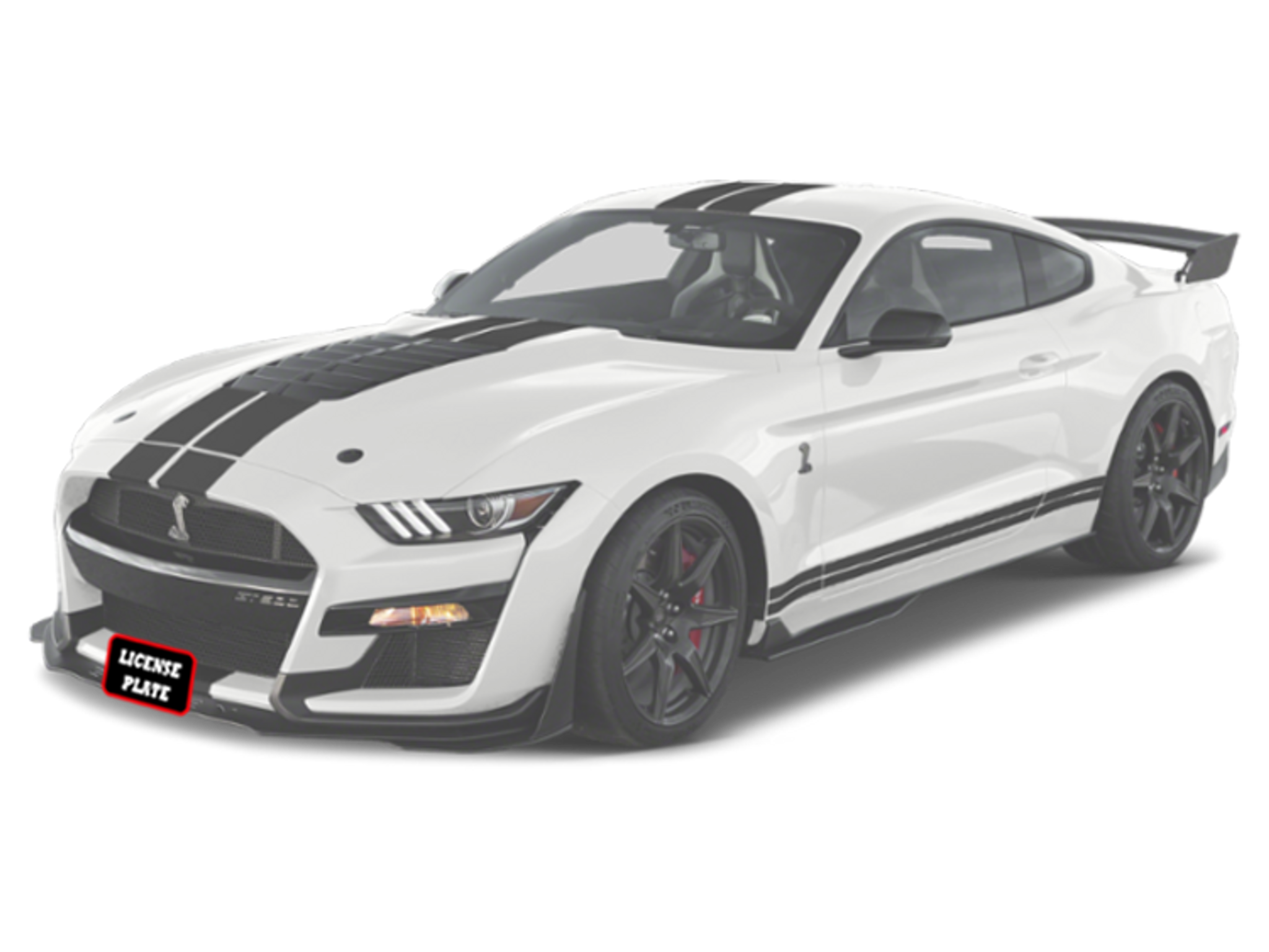 Sto N Sho 2020 Ford Mustang Shelby Gt500