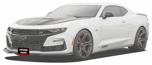 2016-2019 Chevrolet Camaro with 1LE package or factory ground effects/ 50th Anniversary Edition Camaro SS