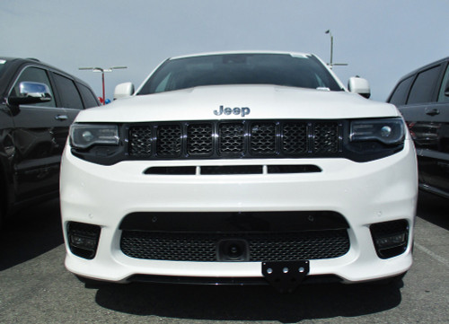 2017-2019 Jeep Grand Cherokee SRT and Trackhawk