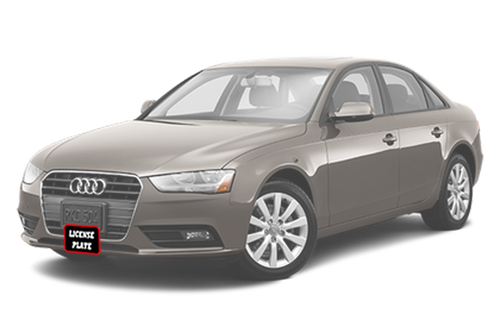 2012-2014 Audi A4, A4 Turbo S line, S4 (B 8.5)