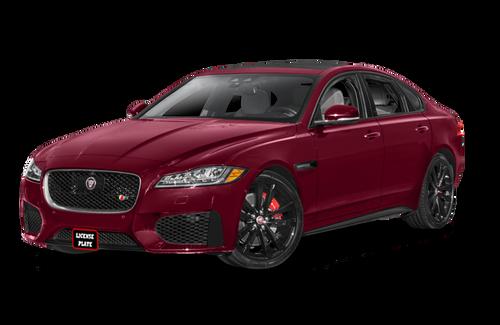 2016-2017 Jaguar XF Sport
