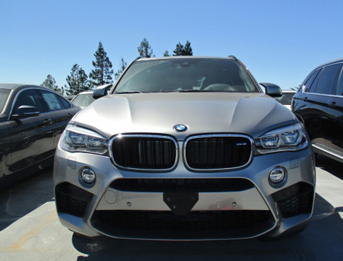 2017-2018 BMW X4 M40i and X5M