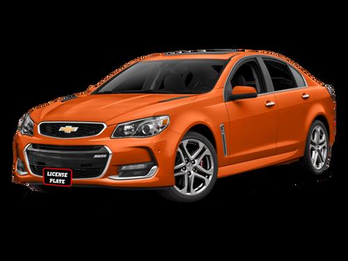 2014-2017 Chevrolet SS
