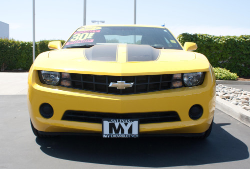 2010-2015 Chevrolet Camaro SS and 2014-2015 V6 Camaro