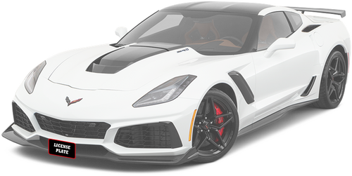 2015-2019 Corvette Z06/Z07 Stage 2 and Stage 3 only