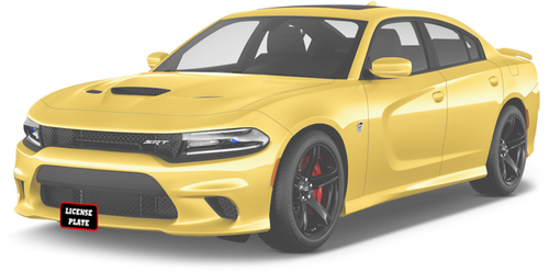2015-2020 Dodge Charger SRT, Hellcat, Scat Pack, R/T with Super Track Pack