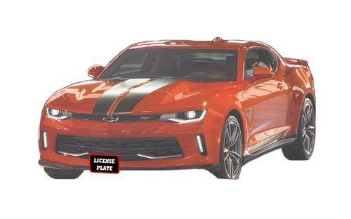 2017 Chevrolet Camaro 50th Anniversary Edition for non SS models