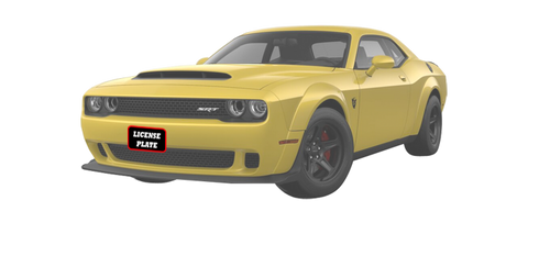 2015-2019 Dodge Challenger Hellcat