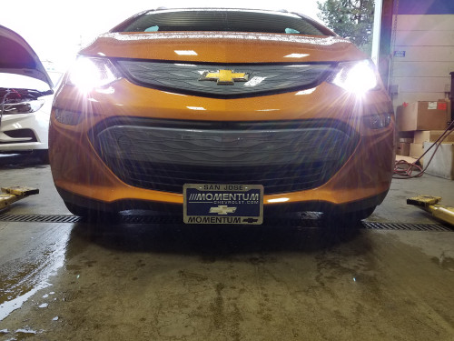 2017-2019 Chevrolet Bolt