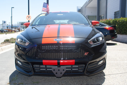 2015-2018 Ford Focus ST