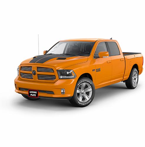 2017 Dodge Ram Sport