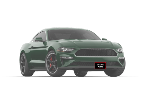 2018-2020 Ford Mustang with Performance Pack