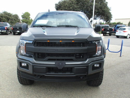 2017-2019 Ford F-150 Roush
