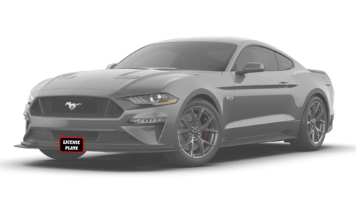 2018-2019 Ford Mustang GT with Performance Pack 2