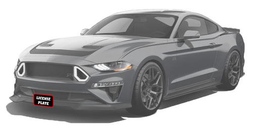2018-2019 Ford Mustang RTR