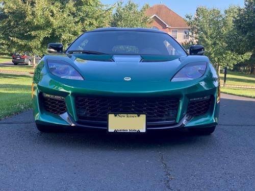 2017-2019 Lotus Evora 400