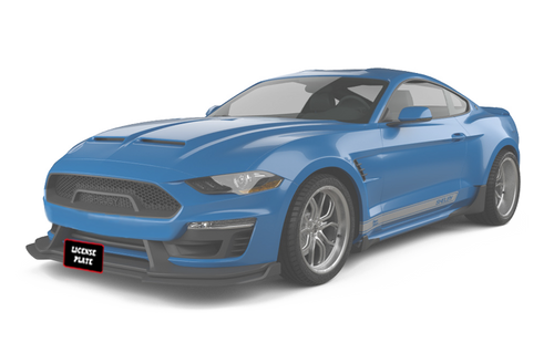 2018-2019 Ford Mustang Shelby Super Snake