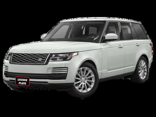 2020 Range Rover, HSE, HSE P525, Autobiography
