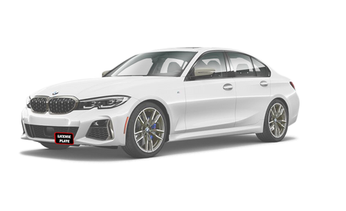 2019-2020 BMW M340i and 330i M Sport with adaptive cruise