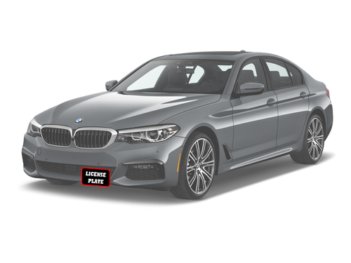 2018-2020 BMW 530i/530e/540i M Sport with adaptive cruise control