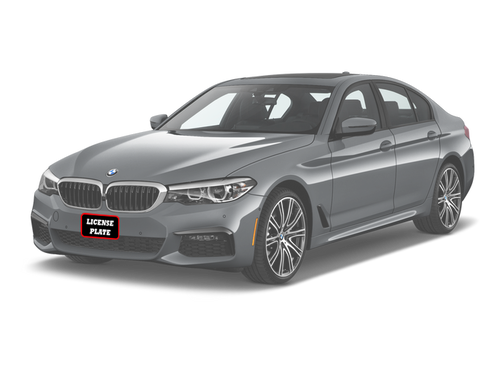 2018-2020 BMW 530i/530e/540i M Sport (Upper Mount)