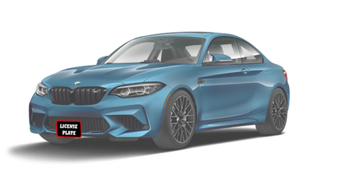2019-2020 BMW M2/M2 Competition without adaptive cruise