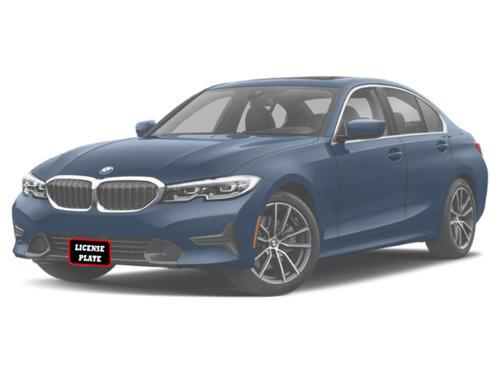 2019-2020 BMW 330i (non M Sport) without adaptive cruise