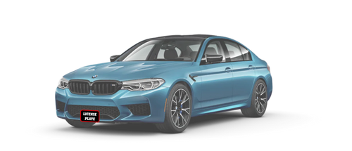 2019-2020 BMW M5/M5 Competition without adaptive cruise