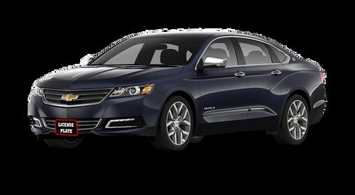 2017-2018 Chevrolet Impala