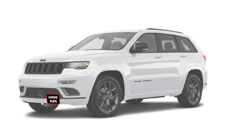 2018-2020 Jeep Grand Cherokee Limited X
