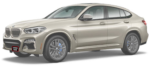 2018-2020 BMW X3/X4 M40i and 30i M Sport with adaptive cruise control