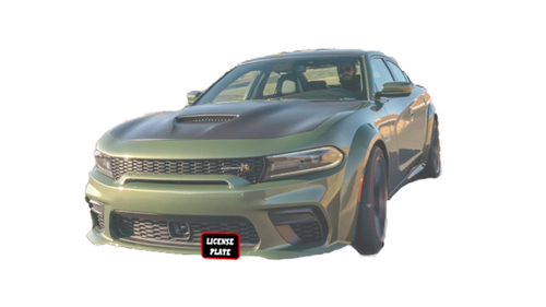 2020 Dodge Charger Wide Body Scat Pack, Hellcat, and Daytona WITH adaptive cruise