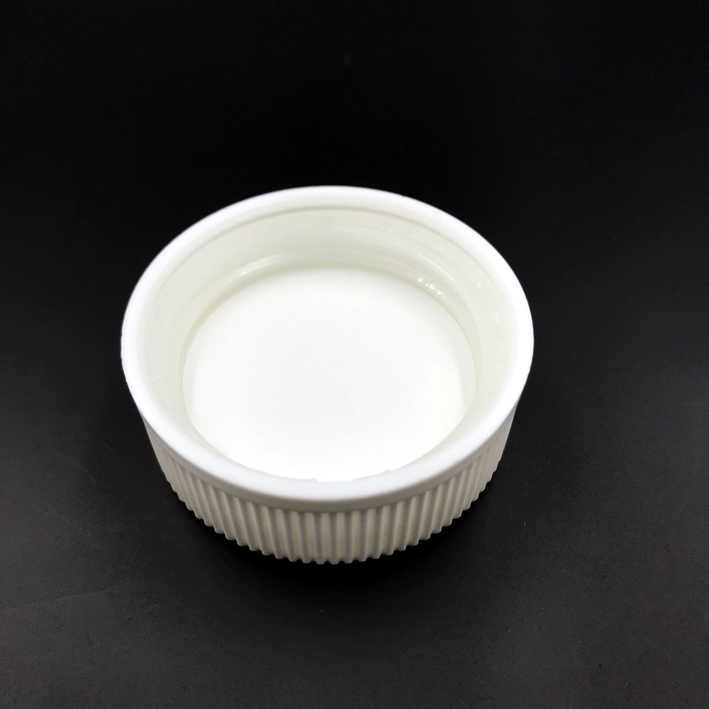 38-400 Child Resistant lid - bottom view